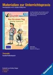 Materialien zur Unterrichtspraxis - Manfred Mai: Nur für einen Tag (Schulausgabe in Broschur) - Bild 1 - Klicken zum Vergößern