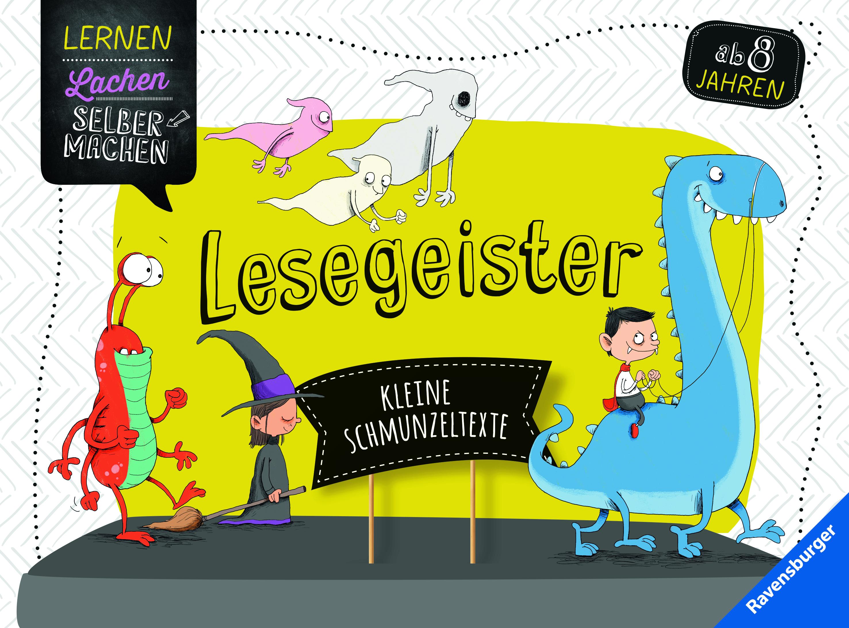 lesegeister | lernbücher und rätselbücher | kinderbücher | produkte