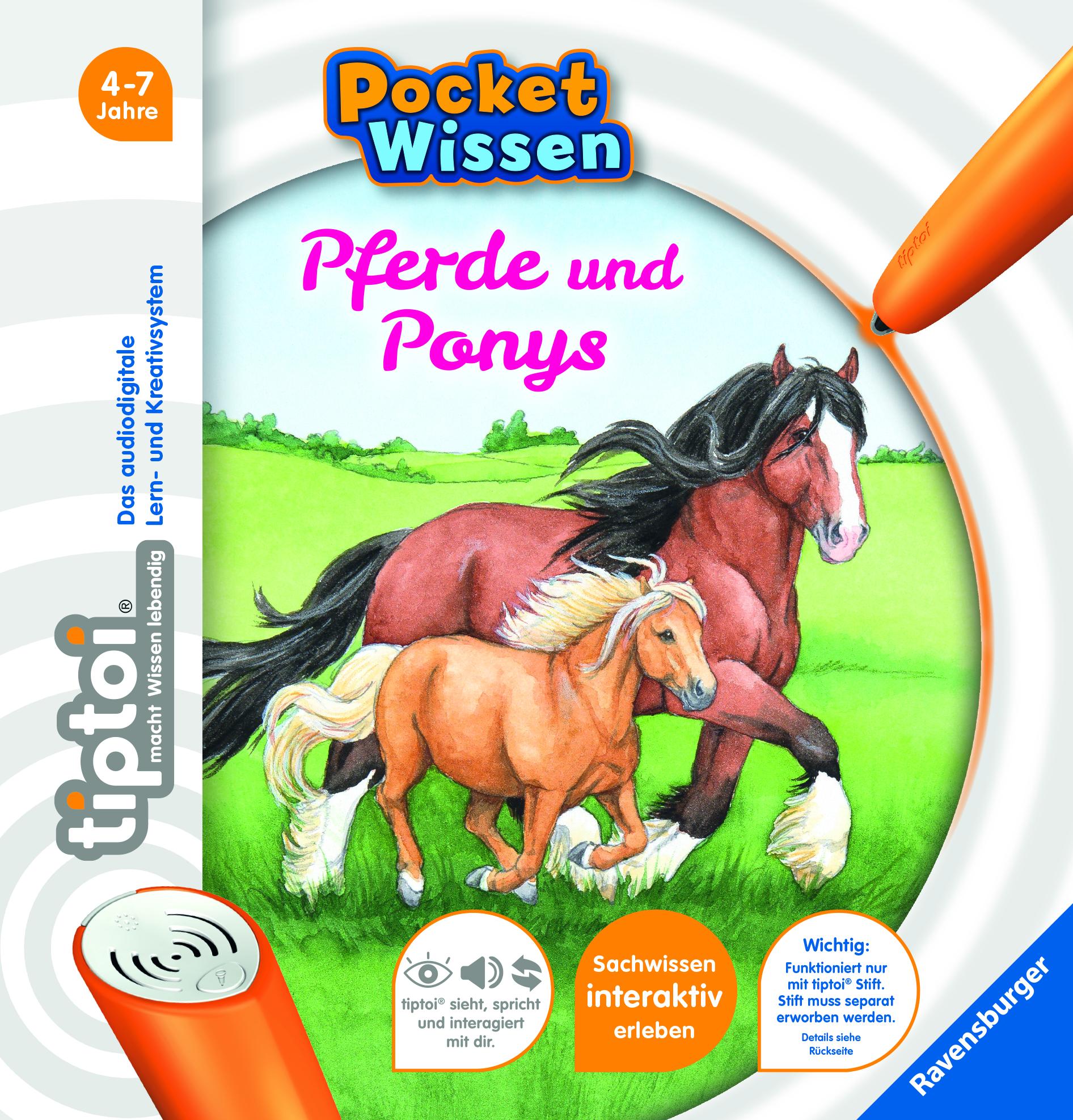 Tiptoi Pferde Und Ponys Tiptoi Kinderbucher Produkte