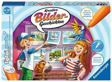 00001 tiptoi® Spiele tiptoi® CREATE Kreative Bildergeschichten von Ravensburger 1