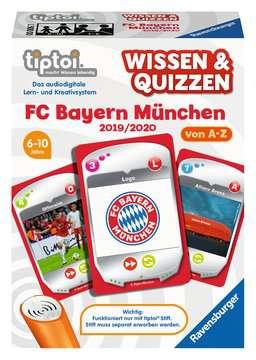 00006 tiptoi® Spiele tiptoi® Wissen & Quizzen: FC Bayern München 2019/ 2020 von Ravensburger 1