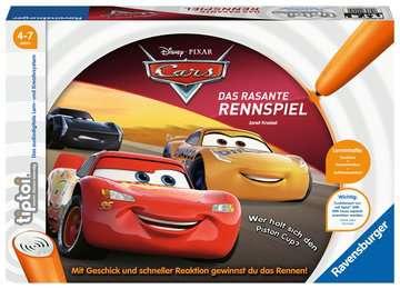 00021 tiptoi® Spiele tiptoi® Cars  Das rasante Rennspiel von Ravensburger 1
