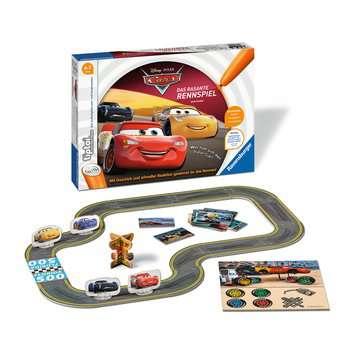 00021 tiptoi® Spiele tiptoi® Cars  Das rasante Rennspiel von Ravensburger 3