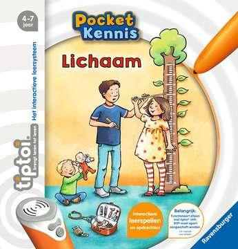 tiptoi® pocket kennis: Lichaam tiptoi®;tiptoi® boeken - image 1 - Ravensburger