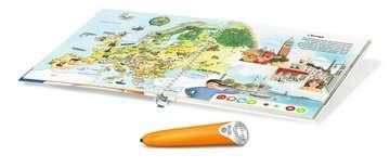 tiptoi® - Coffret complet lecteur interactif + Livre Atlas tiptoi®;Lecteur et coffrets complets tiptoi® - Image 4 - Ravensburger