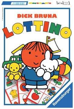 Lottino Spellen;Vrolijke kinderspellen - image 1 - Ravensburger