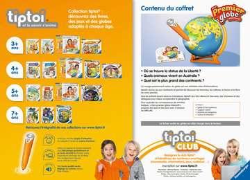 tiptoi® - Coffret complet lecteur interactif + Mon 1er Globe interactif tiptoi®;Lecteur et coffrets complets tiptoi® - Image 2 - Ravensburger