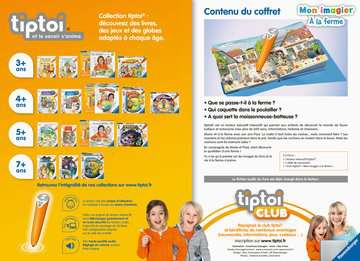 tiptoi® - Coffret complet lecteur interactif + Livre Imagier A la ferme tiptoi®;tiptoi® coffrets complets - Image 2 - Ravensburger