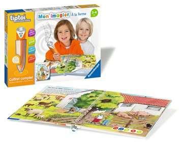 tiptoi® - Coffret complet lecteur interactif + Livre Imagier A la ferme tiptoi®;tiptoi® coffrets complets - Image 3 - Ravensburger