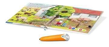 tiptoi® - Coffret complet lecteur interactif + Livre Imagier A la ferme tiptoi®;Lecteur et coffrets complets tiptoi® - Image 4 - Ravensburger
