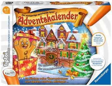 tiptoi® Adventskalender Mandelmann tiptoi®;tiptoi® Adventskalender - Bild 1 - Ravensburger