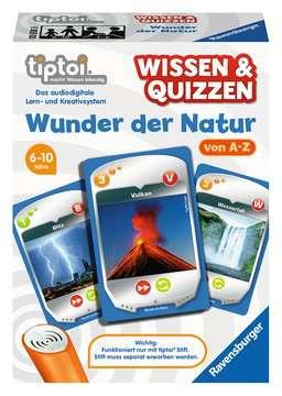 00038 tiptoi® Spiele tiptoi® Wissen & Quizzen: Wunder der Natur von Ravensburger 1