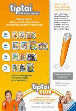 tiptoi® - Le lecteur interactif tiptoi®;Lecteur et coffrets complets tiptoi® - Image 2 - Ravensburger