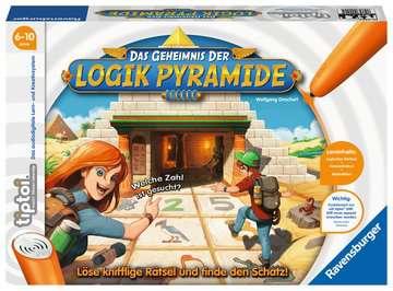 00042 tiptoi® Spiele tiptoi® Das Geheimnis der Logik-Pyramide von Ravensburger 1