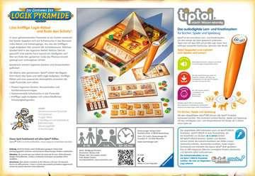 00042 tiptoi® Spiele tiptoi® Das Geheimnis der Logik-Pyramide von Ravensburger 2
