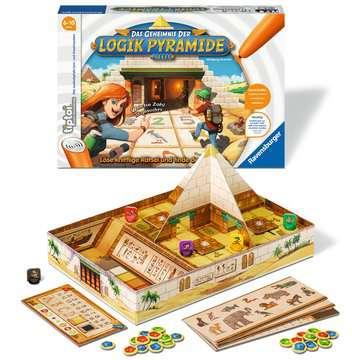 00042 tiptoi® Spiele tiptoi® Das Geheimnis der Logik-Pyramide von Ravensburger 3