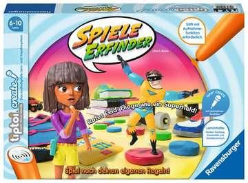 00045 tiptoi® CREATE tiptoi® CREATE Spiele-Erfinder von Ravensburger 1