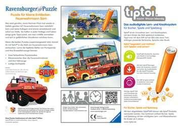 00046 tiptoi® Puzzle tiptoi® Puzzle für kleine Entdecker: Feuerwehrmann Sam von Ravensburger 2