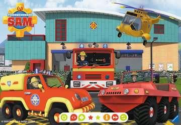 00046 tiptoi® Puzzle tiptoi® Puzzle für kleine Entdecker: Feuerwehrmann Sam von Ravensburger 4