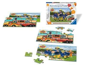 00046 tiptoi® Puzzle tiptoi® Puzzle für kleine Entdecker: Feuerwehrmann Sam von Ravensburger 5