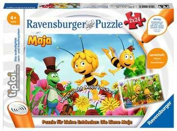 00047 tiptoi® Puzzle tiptoi® Puzzle für kleine Entdecker: Biene Maja von Ravensburger 1
