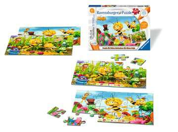 00047 tiptoi® Puzzle tiptoi® Puzzle für kleine Entdecker: Biene Maja von Ravensburger 5