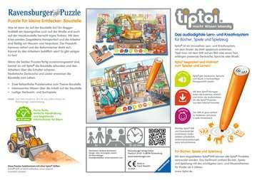 00049 tiptoi® Puzzle tiptoi® Puzzle für kleine Entdecker: Baustelle von Ravensburger 2