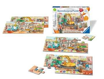 00049 tiptoi® Puzzle tiptoi® Puzzle für kleine Entdecker: Baustelle von Ravensburger 5
