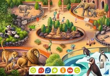 00051 tiptoi® Puzzle tiptoi® Puzzle für kleine Entdecker: Zoo von Ravensburger 3