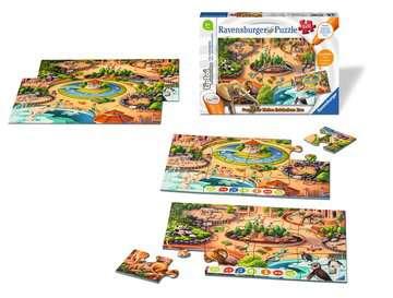00051 tiptoi® Puzzle tiptoi® Puzzle für kleine Entdecker: Zoo von Ravensburger 5