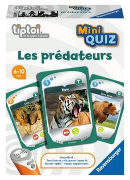 tiptoi® - Mini Quiz - Les prédateurs tiptoi®;Jeux tiptoi® - Image 1 - Ravensburger