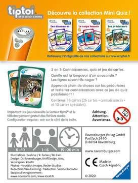 tiptoi® - Mini Quiz - Les prédateurs tiptoi®;Jeux tiptoi® - Image 2 - Ravensburger