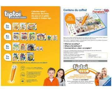 tiptoi® - Coffret complet lecteur interactif + Livre J apprends l anglais tiptoi®;Lecteur et coffrets complets tiptoi® - Image 2 - Ravensburger