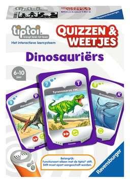 Quizzen & weetjes: Dinosauriërs Puzzels;Puzzels voor volwassenen - image 1 - Ravensburger
