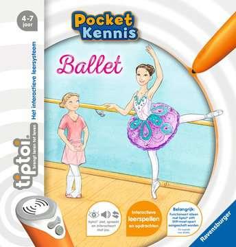 tiptoi® pocket kennis: ballet tiptoi®;tiptoi® boeken - image 1 - Ravensburger