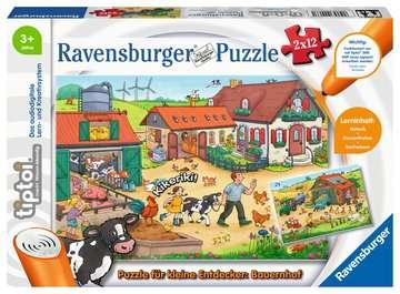 00066 tiptoi® Puzzle tiptoi® Puzzle für kleine Entdecker: Bauernhof von Ravensburger 1