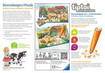 00066 tiptoi® Puzzle tiptoi® Puzzle für kleine Entdecker: Bauernhof von Ravensburger 2