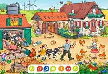 00066 tiptoi® Puzzle tiptoi® Puzzle für kleine Entdecker: Bauernhof von Ravensburger 3