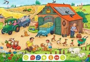 00066 tiptoi® Puzzle tiptoi® Puzzle für kleine Entdecker: Bauernhof von Ravensburger 4
