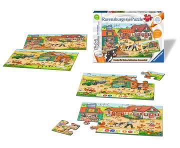 00066 tiptoi® Puzzle tiptoi® Puzzle für kleine Entdecker: Bauernhof von Ravensburger 5