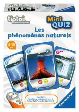 tiptoi® - Mini Quiz - Les phénomènes naturels tiptoi®;Jeux tiptoi® - Image 1 - Ravensburger
