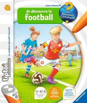 tiptoi® - Je découvre le football tiptoi®;Livres tiptoi® - Image 1 - Ravensburger