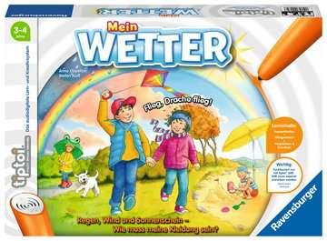 00074 tiptoi® Spiele Mein Wetter von Ravensburger 1
