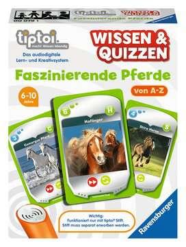 00079 tiptoi® Spiele Wissen & Quizzen: Faszinierende Pferde von Ravensburger 1