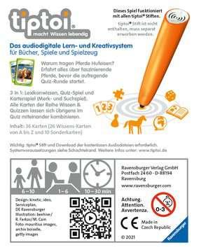 00079 tiptoi® Spiele Wissen & Quizzen: Faszinierende Pferde von Ravensburger 2