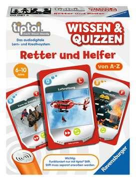 00081 tiptoi® Spiele Wissen & Quizzen: Retter und Helfer von Ravensburger 1