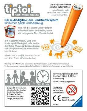 00081 tiptoi® Spiele Wissen & Quizzen: Retter und Helfer von Ravensburger 2