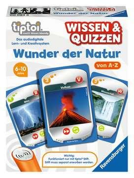 00083 tiptoi® Spiele Wissen & Quizzen: Wunder der Natur von Ravensburger 1