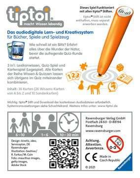 00083 tiptoi® Spiele Wissen & Quizzen: Wunder der Natur von Ravensburger 2