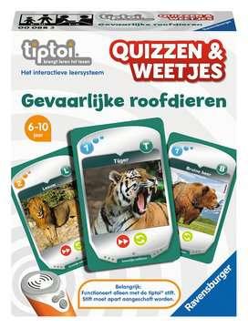 tiptoi® - Quizzen & weetjes: Gevaarlijke roofdieren tiptoi®;tiptoi® de spellen - image 1 - Ravensburger